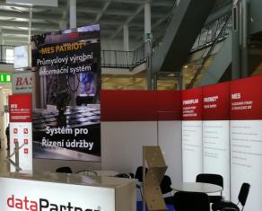 Děkujeme za návštěvu stánku a seminářů na MSV na brněnském výstavišti