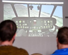 Děkujeme za návštěvu semináře SVĚT SIMULÁTORŮ letadel a vrtulníků