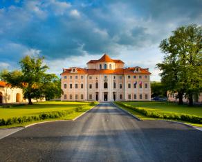 Mezinárodní konference ÚDRŽBA v konferenčním centru na zámku Liblice
