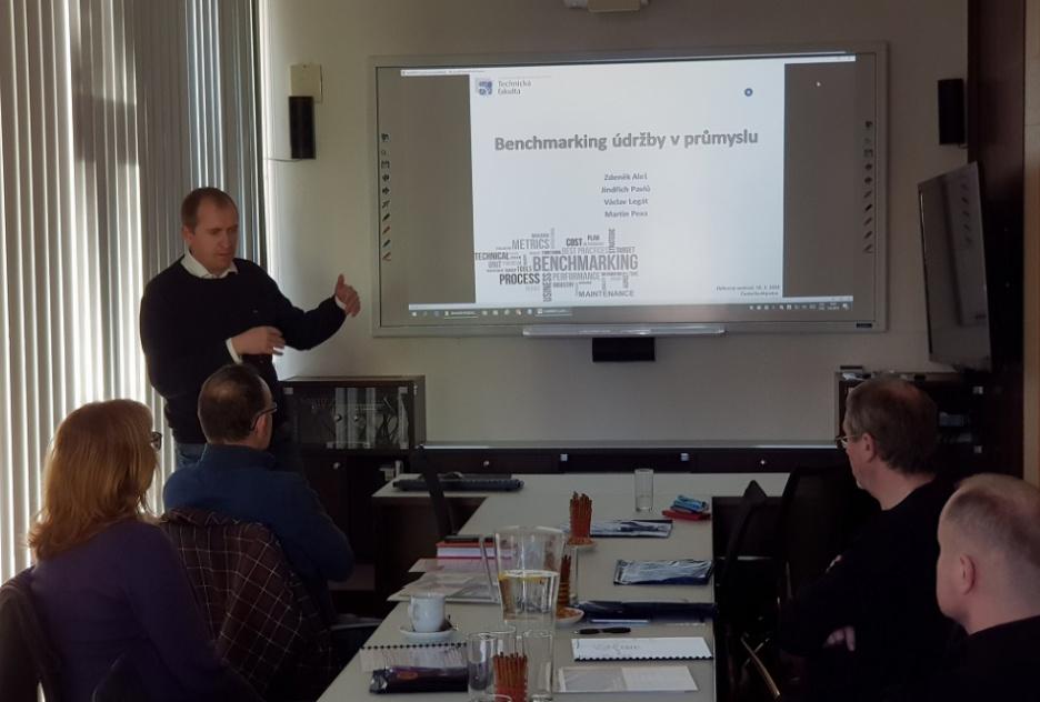 Děkujeme Vám za návštěvu semináře BENCHMARKING ÚDRŽBY