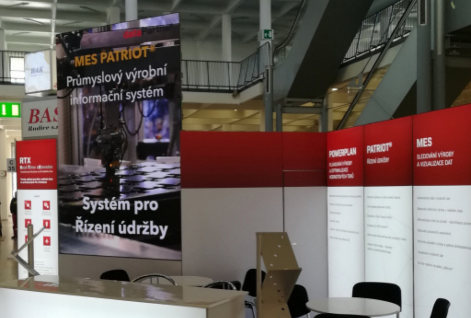 Thank you for visiting our exhibition at MSV in Brno