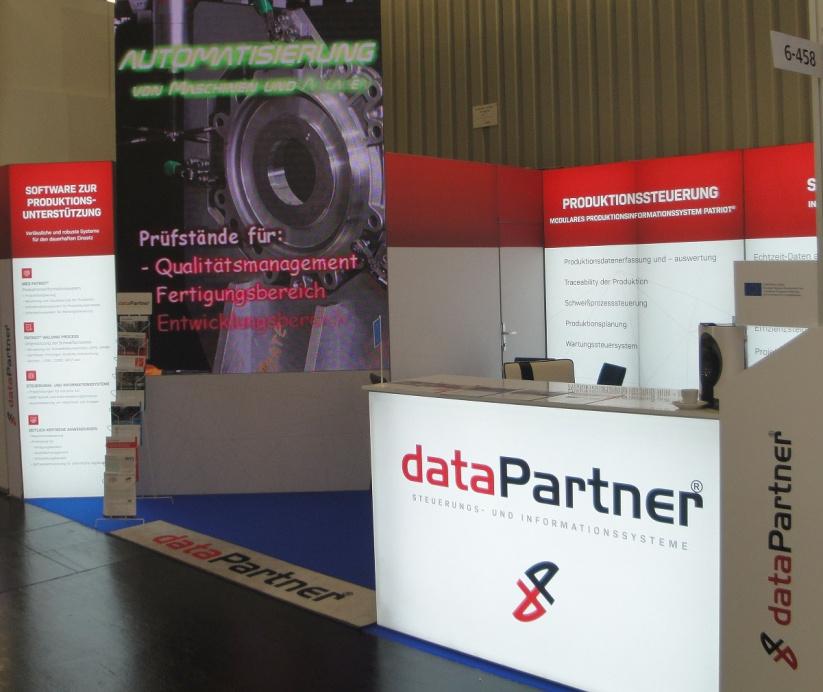 dataPartner und SPS 2019